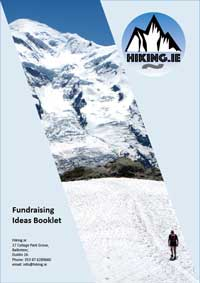 fundraising booklet cover
