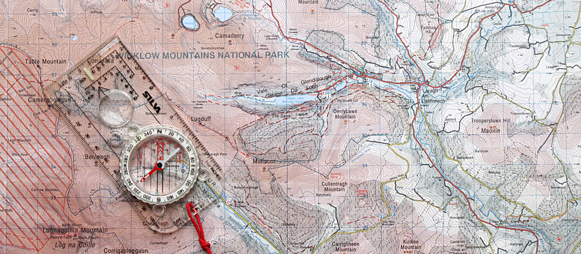 Wilderness Navigation (Map and Compass) – NH Outdoor ...