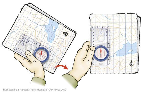 map setting