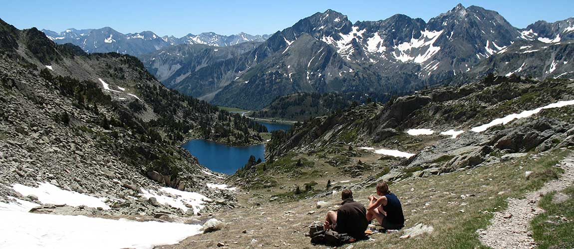 The High Pyrenees